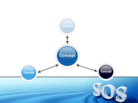 SOS PowerPoint Template Slide 14