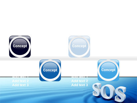 SOS PowerPoint Template Slide 19