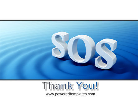 SOS PowerPoint Template Slide 20