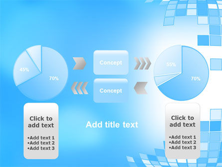 Bulging Theme PowerPoint Template Slide 11