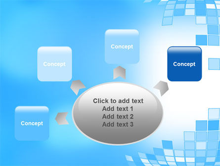 Bulging Theme PowerPoint Template Slide 7