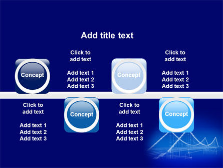 Bridge PowerPoint Template Slide 19