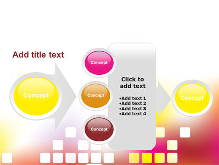 Abstract Digital Theme PowerPoint Template Slide 17