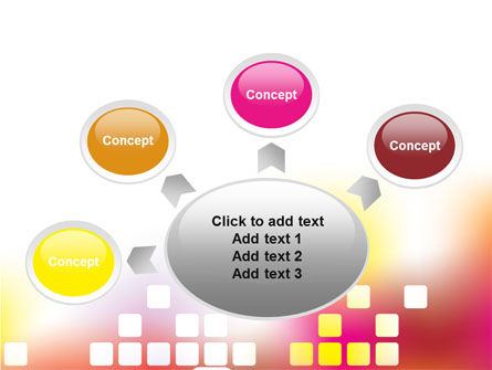 Abstract Digital Theme PowerPoint Template Slide 7
