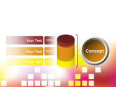 Abstract Digital Theme PowerPoint Template#11