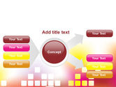 Abstract Digital Theme PowerPoint Template#14