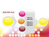 Abstract Digital Theme PowerPoint Template#17