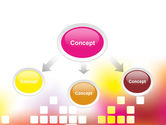 Abstract Digital Theme PowerPoint Template#4