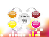 Abstract Digital Theme PowerPoint Template#6