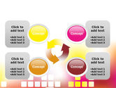 Abstract Digital Theme PowerPoint Template#9