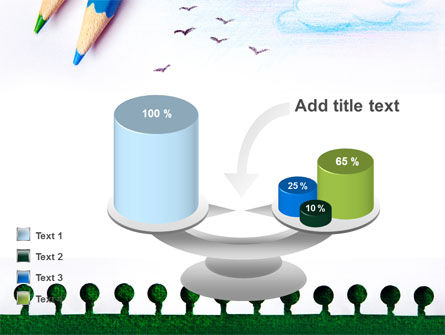 Drawing Notepad PowerPoint Template Slide 10