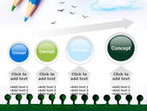 Drawing Notepad PowerPoint Template#13