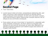 Drawing Notepad PowerPoint Template#2
