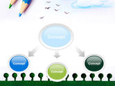 Drawing Notepad PowerPoint Template#4