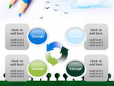 Drawing Notepad PowerPoint Template#9
