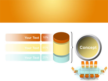 Conference Room PowerPoint Template Slide 11