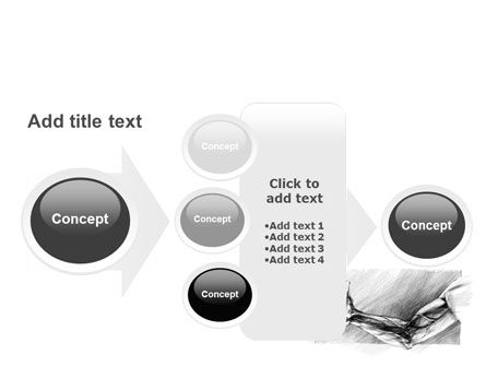 Hand Sketch PowerPoint Template Slide 17
