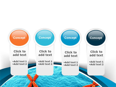 X-Chromosome PowerPoint Template Slide 5