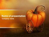 Art & Entertainment: Templat PowerPoint Kereta Labu #07176