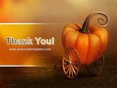 Pumpkin Carriage PowerPoint Template#20