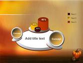 Pumpkin Carriage PowerPoint Template#6