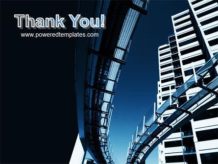 Urban Transport Racks PowerPoint Template Slide 20