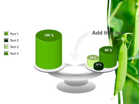 Pea Pods PowerPoint Template Slide 10