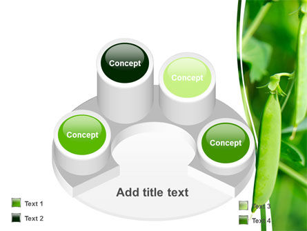Pea Pods PowerPoint Template Slide 12