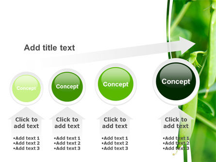 Pea Pods PowerPoint Template Slide 13