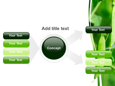 Pea Pods PowerPoint Template Slide 14