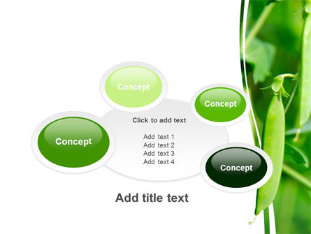 Pea Pods PowerPoint Template Slide 16