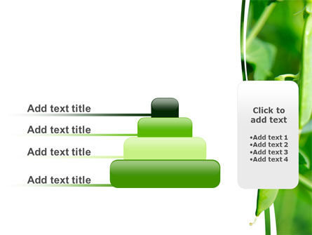 Pea Pods PowerPoint Template Slide 8