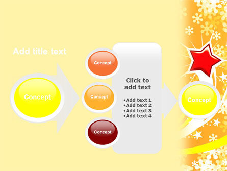 Shiny Theme PowerPoint Template Slide 17