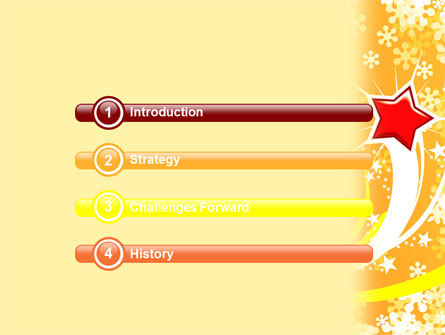 Shiny Theme PowerPoint Template, Slide 3, 07183, Holiday/Special Occasion — PoweredTemplate.com