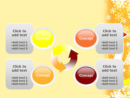 Shiny Theme PowerPoint Template Slide 9