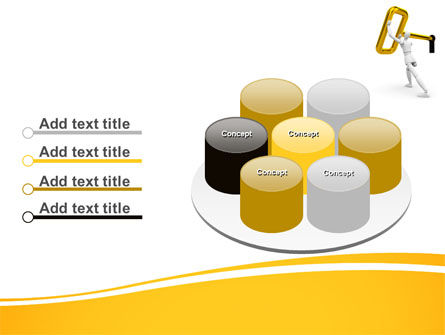 Turning Key PowerPoint Template Slide 12