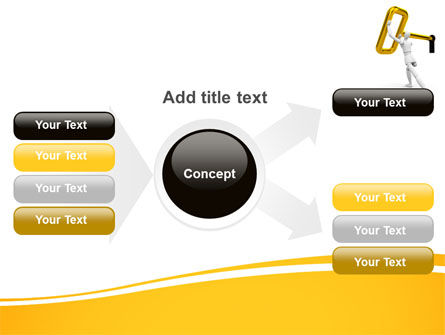Turning Key PowerPoint Template Slide 15
