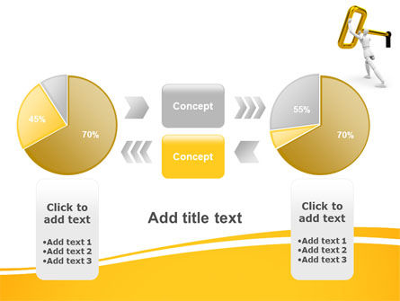 Turning Key PowerPoint Template Slide 16