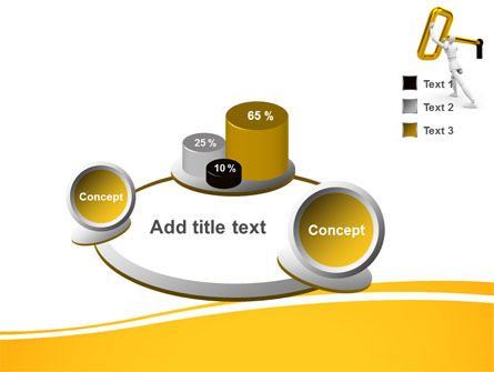 Turning Key PowerPoint Template Slide 6
