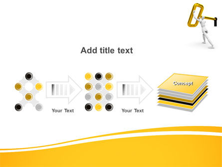 Turning Key PowerPoint Template Slide 9