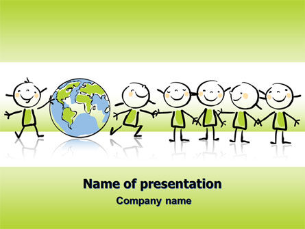 Kiddy Theme PowerPoint Template