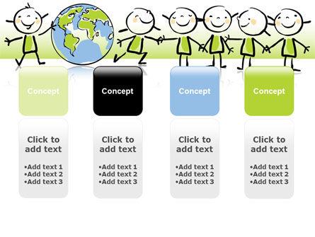 Kiddy Theme PowerPoint Template Slide 5