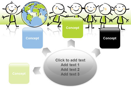 Kiddy Theme PowerPoint Template Slide 7