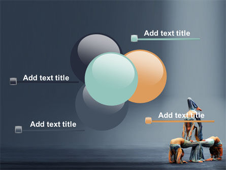 Acrobats PowerPoint Template Slide 10