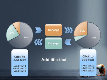 Acrobats PowerPoint Template Slide 11