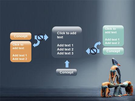 Acrobats PowerPoint Template Slide 13