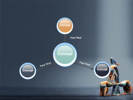 Acrobats PowerPoint Template Slide 14