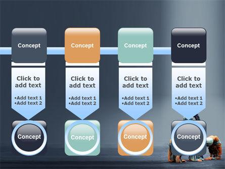 Acrobats PowerPoint Template Slide 18