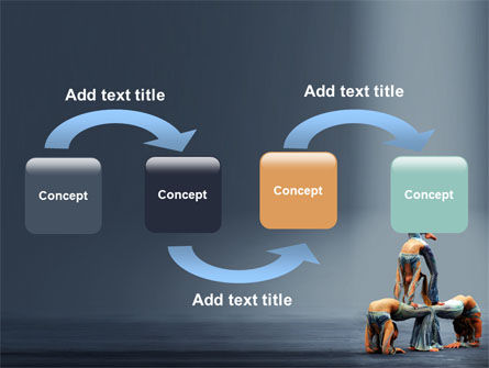 Acrobats PowerPoint Template Slide 4