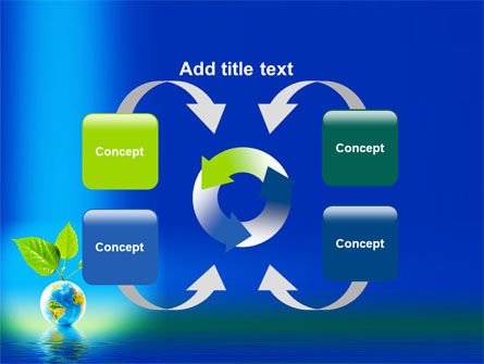 Fertile Earth PowerPoint Template Slide 6